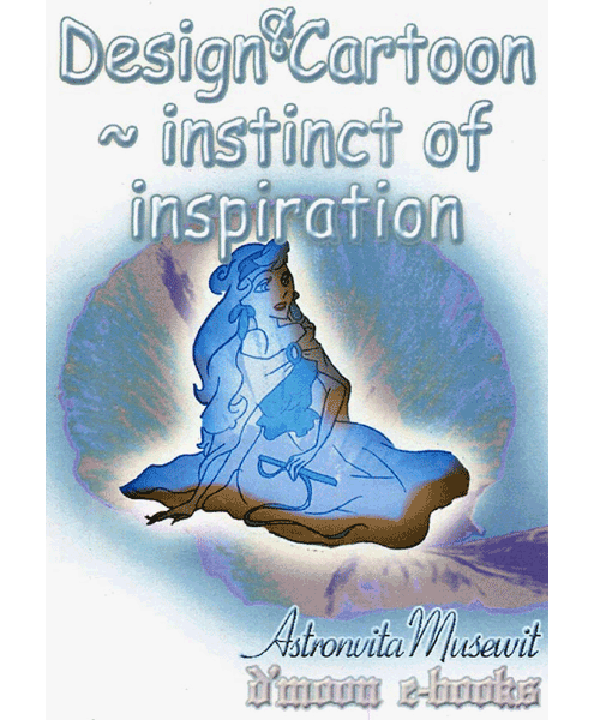 Design & Cartoon: Instinct of Inspiration e-edition