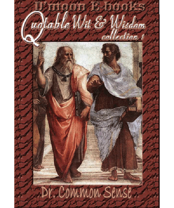 Quotable Wit and Wisdom Collection i e-edition